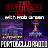 THE SYNTH WAVE SHOW on Portobello Radio With Rob Green EP01.