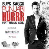 Bups Saggu live @ All Fm with Gorilla Chilla & Dj Rav every Thursday 1- 2pm 17/5/12