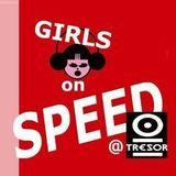 Ellen Allien & Kristin & Miss 85B & Anja Schneider @ Girls On Speed - Tresor Berlin - 24.07.2003