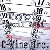 D-Vine Inc. - Top5 | April 2011