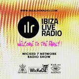 ABYSS - LUCA J LOVE - IBIZA LIVE RADIO - WICKED 7 NETWORK radio show 2 - 7 - 2016