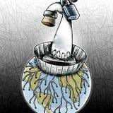 Τηλεφωνική επικοινωνία με άτομα από την κίνηση ενάντια στην ιδιωτικοποίηση του Νερού του Βόλου