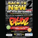 1987 - 1992 Back To Now 2 (Promo Mix) DJ Faydz