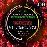Aaron Thomas Trance Elements January 2017