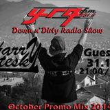 Harry Ristesky - Promo Mix / October 2014 / Guest Mix @ UGD.FM [ down n' dirty radio show ]