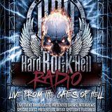 Hard Rock Hell Radio -  The Greenroom SHow - Week 60 - 4th Sept 2018