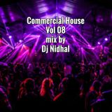 Commercial House Vol 08 mix by dj nidhal