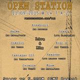 Open Station - Set AcidCore - Xtra6Tole - 11/09/2015 (La T.A.Z)