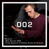King Apparel X Roska Kicks & Snares Mix 002: Distro