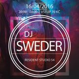 DJ Sweder - Live @ COLOR BAR (Příbram CZ) 16.04.2016