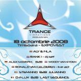 The Last Sequence & D-Flux live @ Trance Vibrations, Timisoara, Romania (18-10-2008)