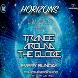 Trance Around The  Globe With Lisa Owen Episode 113 Horizons 2 hour guest-mix
