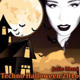 Julie Mont - Techno Halloween 2016