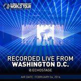 Markus Schulz – Global DJ Broadcast (World Tour Echostage, Washington D.C)