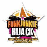Funkjunkie Hijack Show March 15th 2018 with Guest Craig Bratley