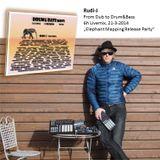 Rudi-J's Elephant D&B mix
