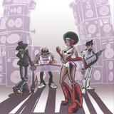 Rubber Johnson's Disco Funk Mix (2015)