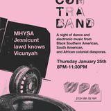 Contraband Live Set (01-25-18)