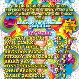 Fitzroy's Soul Surviving Set 8-9pm @ Madness VS House That Jack Built 7-11-15 @ Halfway House Essex