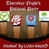 Thursday Nights Political Party - Iowa Caucus Debate