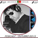 Podcast Outubro -2015 - Dj Miguel Garcia