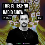 TIT058 - This Is Techno 058 By CSTS - Recorded Live at Rave Atelier