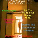 Paranormal Galaxy Radio Show 11th December 2014 with Psychic Medium Barbara Gremillion