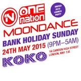 Dj Sense - One Nation & Moondance - United Festival Warm up