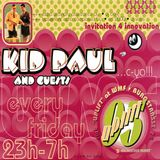 "KID PAUL – CLUB ""UPLIFT"" 2  at WMF 00.00.1995 Tape A"