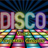 DISCO VOL. 1--THE FORGOTTEN CLASSICS