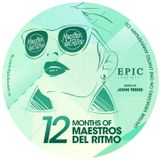 Maestros Del Ritmo - 12 Months Anniversary - 2014 Official Mix by John Trend