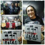 Brigada junto Cesar Augusto Principe (Cardenales)  y el  colectivo Depeche Mode Devotion Perú