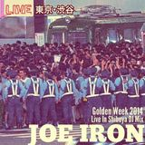 JOE IRON - Live In Shibuya, Tokyo [Twerk x Gangsta x Trap]