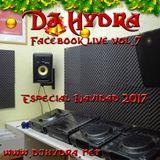 Dj Hydra en directo - Facebook live vol.07 especial navidad 2017