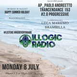 AP_Paolo Andreetto - TRANCEnDANCE 153 B2B Luca Massimo Brambilla #2.0progressive