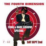 THE FOURTH DIMENSION, FUNK SPECIAL, LIVE FROM THE DECKS PART ONE