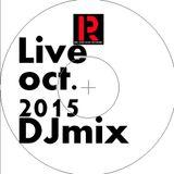 Live oct-2015 DJmix