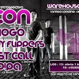 P!PA @ Ticon (14 anos de carreira) Lisboa // The Warehouse Lisbon