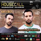 Housecall EP#82 (incl. a guest mix from Souldynamic)