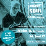 Absolut Soul Show /// 14.06.17 on SOULPOWERfm