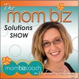 Work at Home Mom's Tips for Summer Success-Mom Biz Solutions