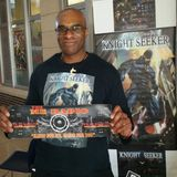 INTERVIEW w/THE ARTIST of KNIGHT SEEKER @KHEMFEST 2016 BY THE PHENOMENAL SHOWOFF for ME RADIO