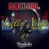 LATIN MIX VOL.8 BY DJ CHAMO