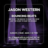 Jason Western's Bouncing With The Beat live on Influxradio 4.8.19