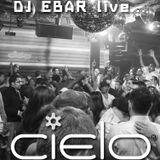 DJ EBAR live at Cielo NYC, Dec 16 2011