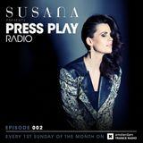 Susana – Press Play Radio 002 (May 2015)