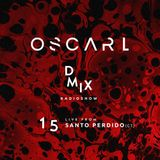 WEEK15_2019_Oscar L Presents - DMix Radioshow - Live from Santo Perdido (GT)