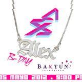Promo! Alex Xenji B-Day - Mayo 2012