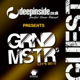 DEEPINSIDE featured Guest Mix GRAND MASTERS (BlockHeadz Recordingz)