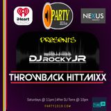 PaRTY THRoWBaCK MiXX #13